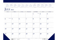 House of Doolittle (HOD155) Academic Desk Pad Calendar 22 x 17