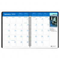 House of Doolittle (HOD26402) Earthscapes Monthly Format Planner 8-1/2 x 11
