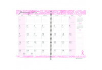 House of Doolittle (HOD5226) Breast Cancer Awareness Monthly/Journal 7 x 10