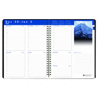 House of Doolittle (HOD27902) Earthscapes Weekly Planner 8-1/2 x 11
