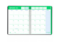 House of Doolittle (HOD29602) ExpressTrack Weekly/Monthly Planner 8-1/2 x 11