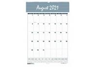 House of Doolittle (HOD354) Bar Harbor Academic Wall Calendar 22 x 31-1/4