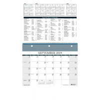 House of Doolittle (HOD325) Academic Monthly Wall/Notebook Calendar 11 x 8 1/2