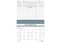 House of Doolittle (HOD325) Academic Monthly Wall/Notebook Calendar 11 x 8 1/2