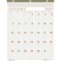 House of Doolittle (HOD380) Wall Calendar 20 x 26