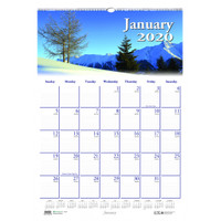 House of Doolittle (HOD378) Earthscapes Scenic Wall Calendar 12 x 16-1/2