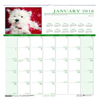 House of Doolittle (HOD3651) Earthscapes Puppies Wall Calendar 12 x 12