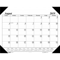 House of Doolittle (HOD124) Economy Desk Pad Calendar 22 x 17 (refillable)