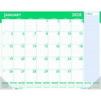House of Doolittle (HOD148) ExpressTrack Desk Pad Calendar 22 x 17