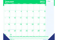 House of Doolittle (HOD148) ExpressTrack Desk Pad Calendar 22 x 17