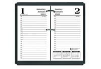 House of Doolittle (HOD4717) Economy Daily Desk Calendar Refill 3 1/2 x 6