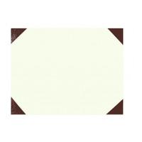 House of Doolittle (HOD441) Doodle Holder & Pad 22 x 17 Cream