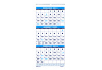 House of Doolittle (HOD3646) Three Month Calendar 8 x 17