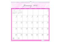 House of Doolittle (HOD3671) Breast Cancer Awareness Wall Calendar 12 x 12