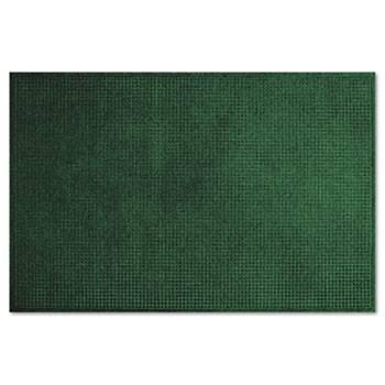 "Guardian EcoGuard Indoor Wiper Mats, Rubber, 48"" x 72"", Green"