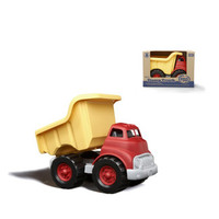 Green Toys Eco-Friendly Dump Truck Toy