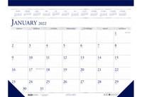 House of Doolittle (HOD1506) 12-mo. Desk Pad Calendar 18 1/2 x 13