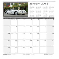 House of Doolittle (HOD3771) Earthscapes Classic Cars Wall Calendar 12 x 12