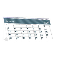 House of Doolittle (HOD3679) Bar Harbor Desk Top Tent Calendar
