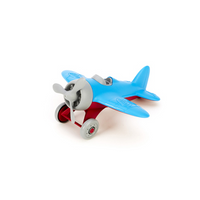 Green Toys Eco-friendly recycled Airplane - Blue