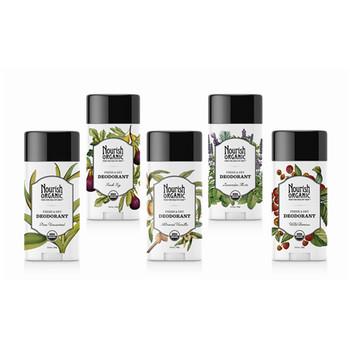 Clean & Fresh Organic Deodorant