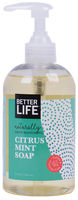 Better Life No Regret Soap - Citrus Mint - 12 fl oz