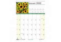 House of Doolittle (HOD327) Earthscapes Flowers Wall Calendar 12 x 16 1/2