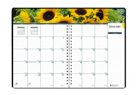 House of Doolittle (HOD294632) Weekly/ Monthly Planner Gardens of the World 7 x 10