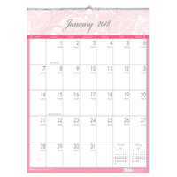 House of Doolittle (HOD3672) Breast Cancer Awareness Wall Calendar 12 x 16 1/2