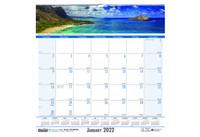 House of Doolittle (HOD328) Earthscapes Coastlines Wall Calendar 12 x 12