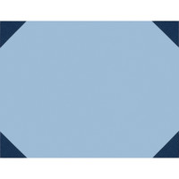 House of Doolittle (HOD440) Doodle Holder & Pad 22 x 17 Blue