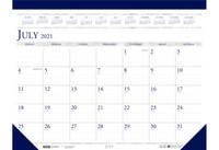 House of Doolittle (HOD1556) Academic Desk Pad Calendar 18 1/2 x 13