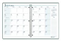 House of Doolittle (HOD263-05) Academic Monthly Planner Dark Pink Cover