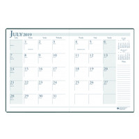 House of Doolittle (HOD263-08) Academic Monthly Planner Bright Blue Cover
