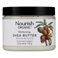 Organic Raw Shea Butter Intensive Moisturizer