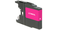 Brother LC79M, Remanufactured Ink Jet - Magenta (Extra High Yield)