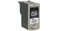 Canon CL-52, Remanufactured InkJet Cartridges, Photo
