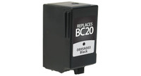 Canon BC-20, Remanufactured InkJet Cartridges, Black