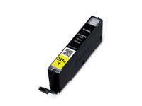 Canon CLI-251, Remanufactured InkJet Cartridges, Yellow (High Yield)