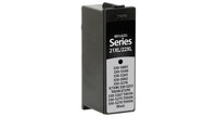Dell Series 21/22, Remanufactured InkJet Cartridges, Black (High Yield)