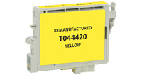 Epson T044420, Remanufactured InkJet Cartridges, Yellow