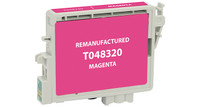 Epson T048320, Remanufactured InkJet Cartridges, Magenta