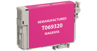 Epson T069320, Remanufactured InkJet Cartridges, Magenta