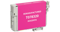 Epson T078320, Remanufactured InkJet Cartridges, Magenta