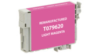 Epson T079620, Remanufactured InkJet Cartridges, Light Magenta (High Capacity)