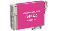 Epson T088320, Remanufactured InkJet Cartridges, Magenta
