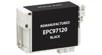 Epson EPC97120, Remanufactured InkJet Cartridges, Black