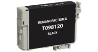 Epson T098120, Remanufactured InkJet Cartridges, Black
