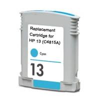 HP 13, Remanufactured InkJet Cartridges, Cyan