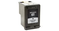 HP 61, Remanufactured InkJet Cartridges, Black
